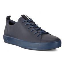Туфли Ecco-Soft 8 шн.синий.440504-11303