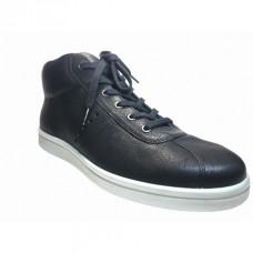 Ботинки Ecco-Kallum черн/бел 536624-11001.