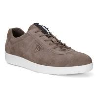 Туфли Ecco-Soft 1 дл. шн. коричневый.400514-02192
