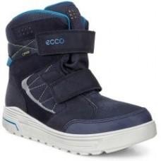 Ботинки Ecco-Urban синий.детск.722232-50769