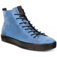 Ботинки Ecco-Soft 8 синий.440844-51184