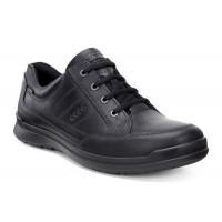Туфли Ecco-Howell (gore-tex) шн.черн. 524544-01001