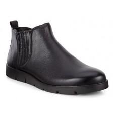 Ботинки Ecco-Bella рез.кожаный. 282173-01001