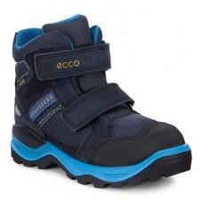 Ботинки ECCO-Mountain лип.подростк.син.710243-51237