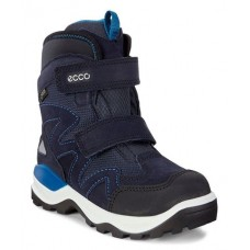 Ботинки Ecco-Mountain подростк.зигзаг.синий.710223-51237