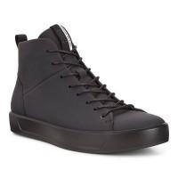 Ботинки Ecco-Soft 8 черный. 440554-11001