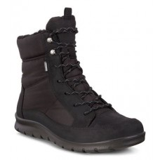 Ботинки Ecco-Babett шн.выс.черн.215553-02001