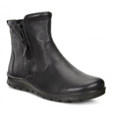 Ботинки Ecco-Babett 2 зм.черн.215573-11001
