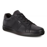 Туфли Ecco-Soft 1 (gore-tex) шн.черн. мужской. 400644-01001