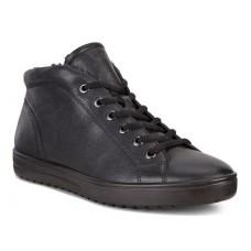 Ботинки Ecco-Fara шер.шн.черн. 235343-02001.