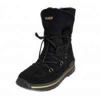 Ботинки Olang-Tania черн.