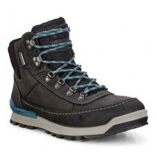 Ботинки Ecco-Oregon (g-t) высок.черн. 826004-51052