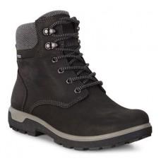 Ботинки Ecco-Gora (g-t) черн.837053-01001
