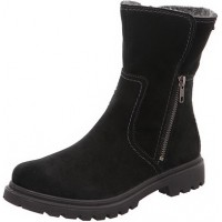 Ботинки Legero-Monta 2 зм.черн.