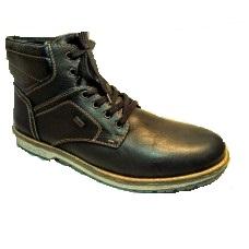 Ботинки Rieker-Michigan высок.черн.