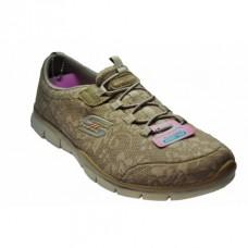 Кроссовки Skechers-Lacey ц.беж.