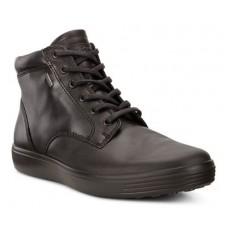 Ботинки Ecco-Soft 7 G-T.черн.430374-21001