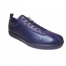 Туфли Ecco- Soft 1 фиолет.шн..400503-01284