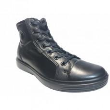 Ботинки Ecco- S 7 шн.черн.780003-02001