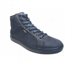 Ботинки Ecco-Soft 7 G-T.женск.син.430353-02038