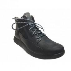 Ботинки Timberland-Fly нубук.шн.черн.