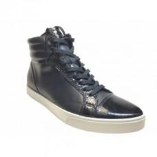 Ботинки Ecco-Gillian .лак.нос.черн.285513-51707