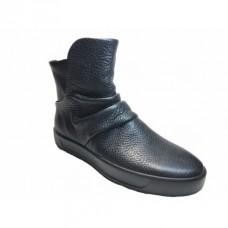 Ботинки Ecco-Soft 8 зм.черн.440563-01001