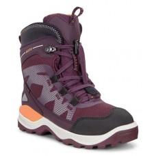 Ботинки ECCO-Mountain G-T. шн.детск.бордо.710202-50745