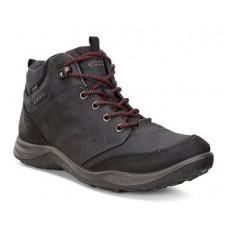 Ботинки ecco-Espinho G-T. черн.839024-51707
