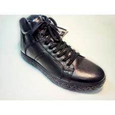 Ботинки Igi&co-Custo G-T. шн.черн.