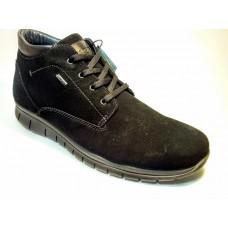 Ботинки Igi&co-Neron G-T. шн.черн.
