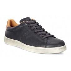 Туфли Ecco- Callum дл.шн. син кож.536604-50765