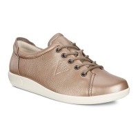 Туфли Ecco-Soft 2 шн.метал.206503-01375