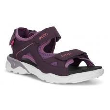 Сандалии Ecco-Raft (подр) фиолет.  700603-51072